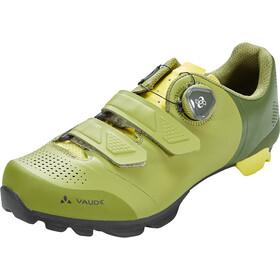 VAUDE MTB Snar Advanced Scarpe, verde